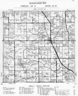 Manchester Township, Freeborn County 1965